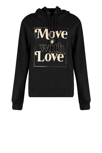 Harper&Yve fw21h504 move with love hoody