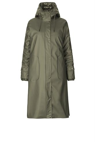 Ilse Jacobsen rain153 rain coat long