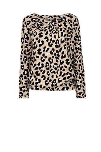 Ins190152 animal blouse