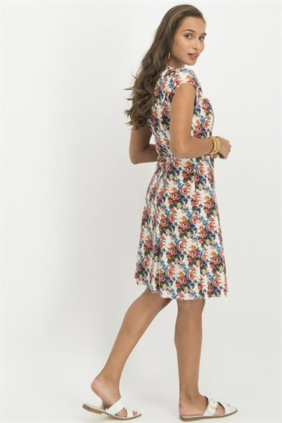 Jane Lushka ug920ss04233 joanne dress flow