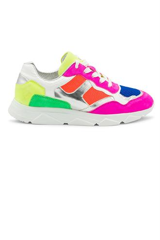 Janice tobi multi colour sneaker