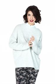 Janny19aw pullover loose fit