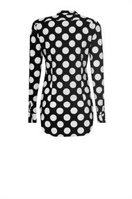 Joan dot blouse lange mouw