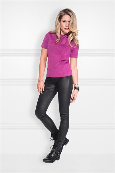 Jolien bow top n 7-563 lurex