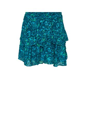 Judy skirt deep sea print