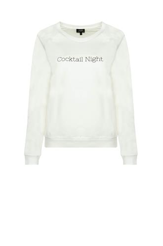 L.O.E.S. Joan sweater cocktail night