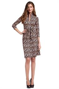 La Dress penelope 10393 overslag jurk