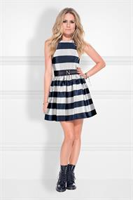 Lachelle dress n 5-791 satijn