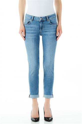 Liu Jo ua0006 d4057 jeans bottum up