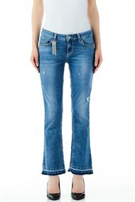 Liu Jo ua0022 d4448 jeans bottum up