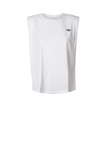Lollys Laundry 21118-1033 alex tee mouwloos