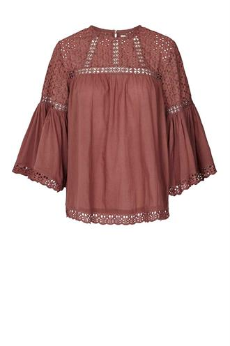 Lollys Laundry brandy blouse 20354-5087