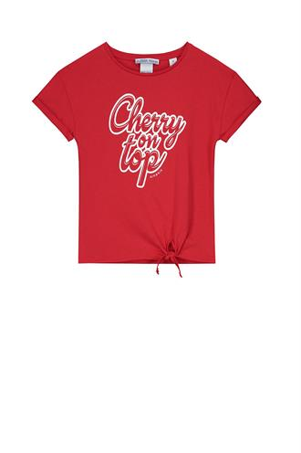 Loren t-shirt g 8-610 cherry