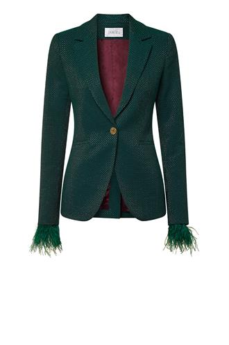 Luke green blazer