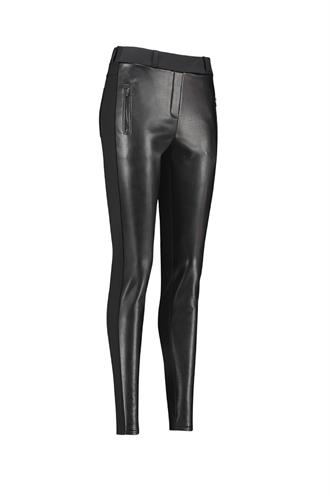 Margot leather trousers medium