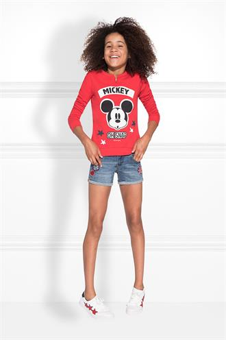 Mickey snap sweater g 8-490