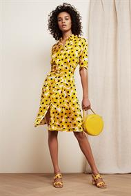 Mila dress sunny flowers print