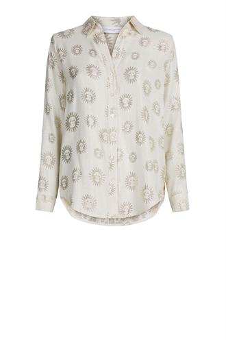 Nemisis blouse hello sunshine