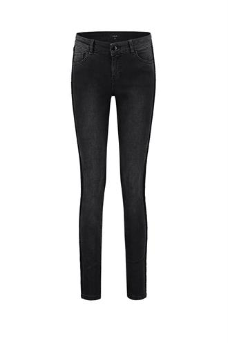 Nikkie Plessen Betty shoelace skinny jeans n