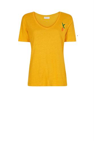 Ocean t-shirt sunshine yellow