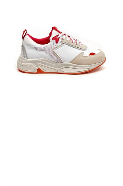 Peggy sneaker cool coral uni