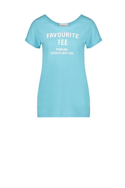 Penn & Ink N.Y. s20f701 t-shirt favourite tee