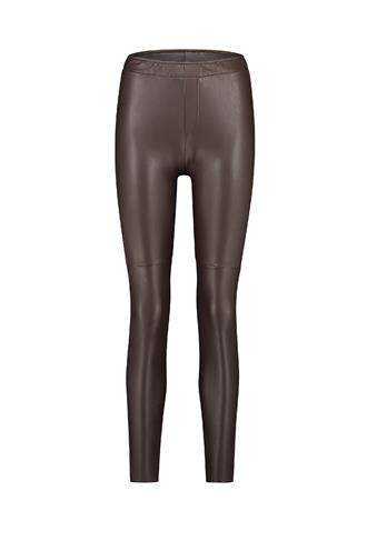Penn & Ink N.Y. w20f827 broek fake leather