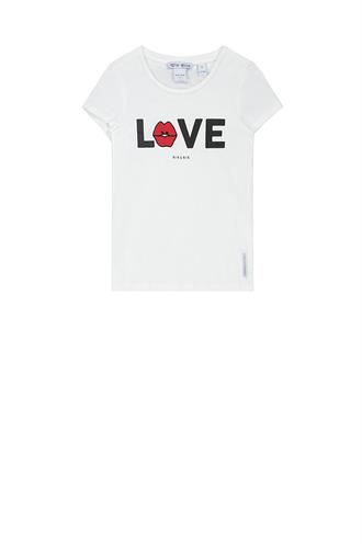 Pien t-shirt g 8-841 love