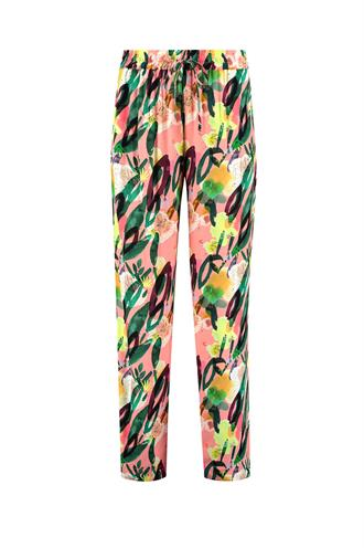 POM Amsterdam sp6227 broek flower play