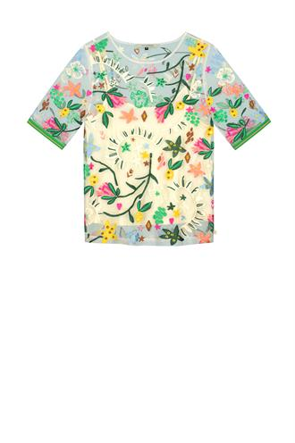 POM Amsterdam sp6481 t-shirt top jungle