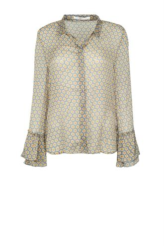 Puck dessin blouse ster