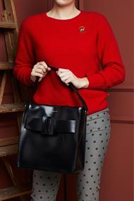 Raisa bag big soave nero