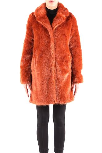 Rino&Pelle paxton 700w19 fake fur coat