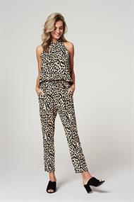 Salita animal print jumpsuit