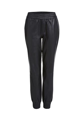 Set 73926 real leather jogger