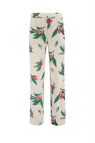 Sp5877 print broek safari