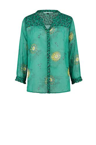 Sp6197 blouse kissed by sun