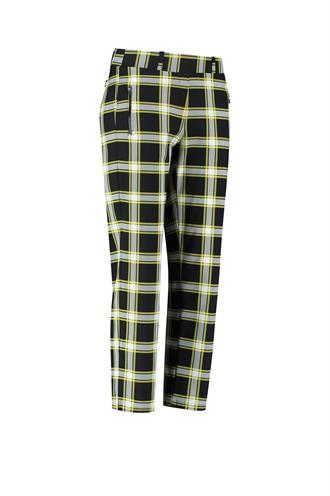 Studio Anneloes annet check trousers heavy tr.