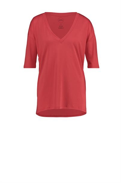 Studio Anneloes caroline v neck shirt soft