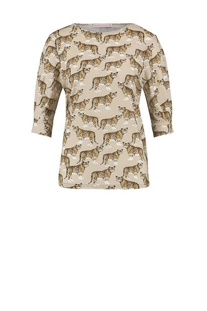 Studio Anneloes dolores tiger shirt travel