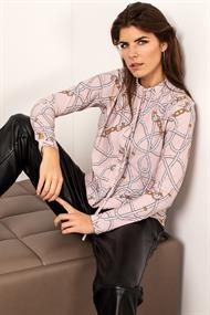 Studio Anneloes elly chain blouse travel light