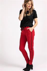Studio Anneloes flo bonded trousers heavy tr.
