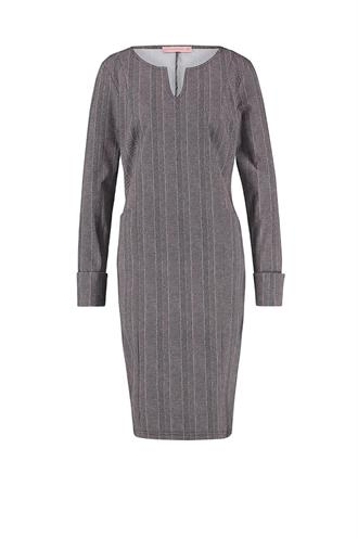 Studio Anneloes honesty herringbone dress