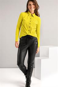 Studio Anneloes margot leather trousers heavy