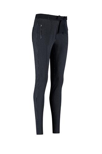 Studio Anneloes margot pinstripe trousers