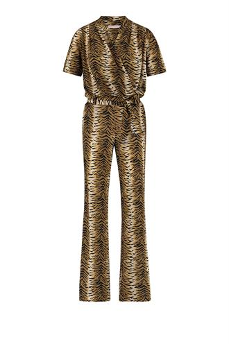 Studio Anneloes marilyn tiger jumpsuit travel