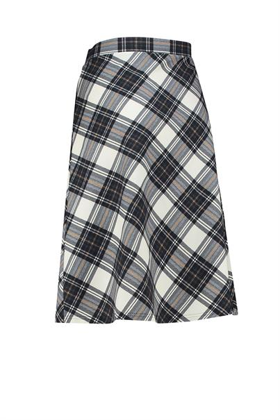Studio Anneloes nora plaid skirt heavy travel