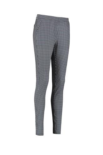 Studio Anneloes pascal small check trouser
