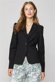 Summum 1s1007-11239 stretch blazer