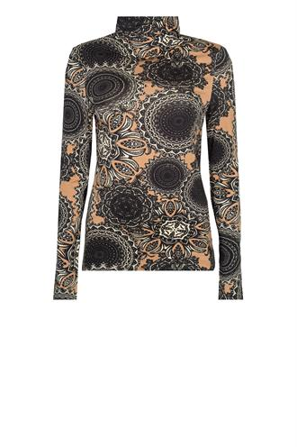 Summum 3s4484-30186 top paisley print